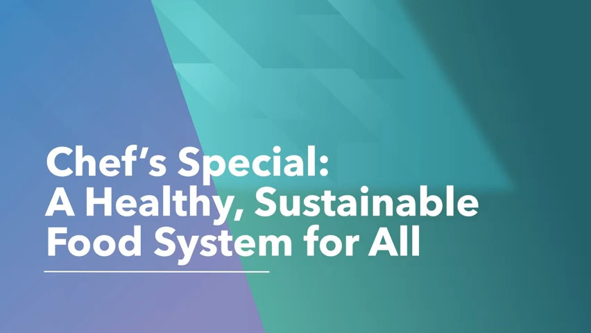 Chefs Special A Healthy Sustainable Food System For Allpng