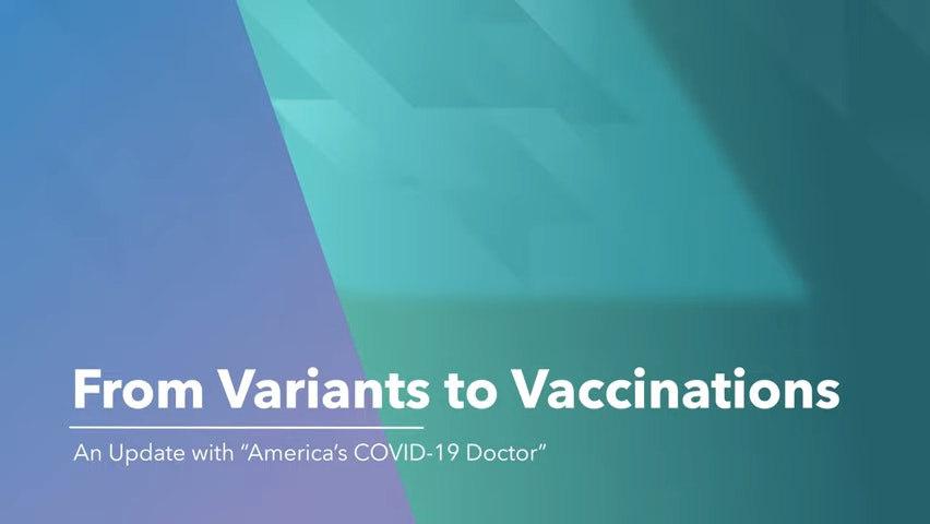 From Variants To Vaccinations
