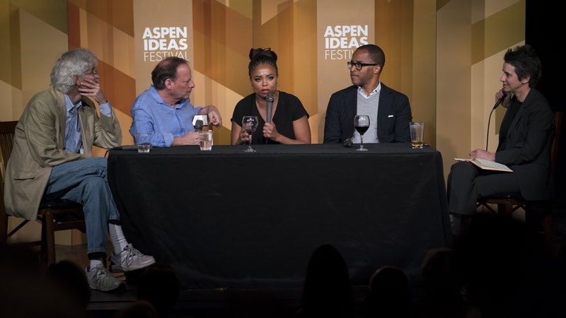 Aspen Ideas Festival 2020.Formidable Or Fractured The Democrats And The Road To 2020