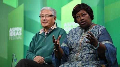 Taking the Lead on Global Health