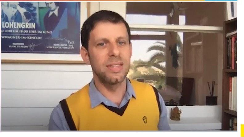Yuval Sharon Clip