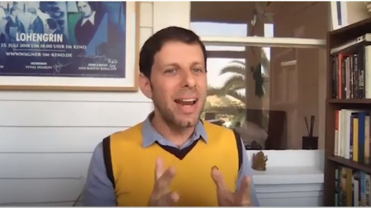 Yuval Sharon Clip 16 Minutes