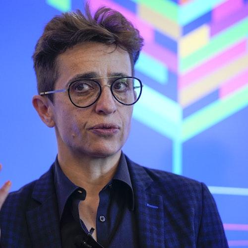 Masha Gessen, 2019 AIF