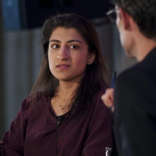 Lina Khan 2019 AIF