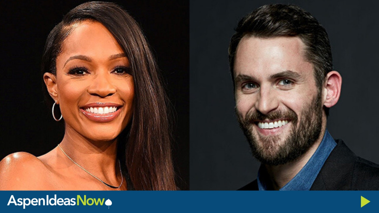 Kevin Love/Cari Champion ODAAT