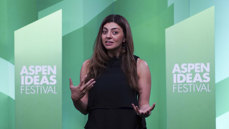 Rana El Kaliouby 2019
