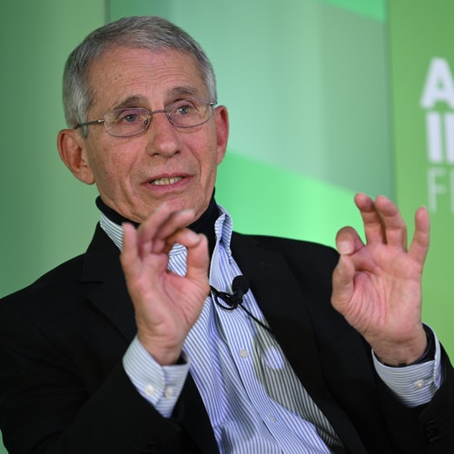 Anthony Fauci AIH Health 2019